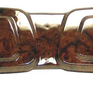 Regal Burl Seat Back for Club Car DS